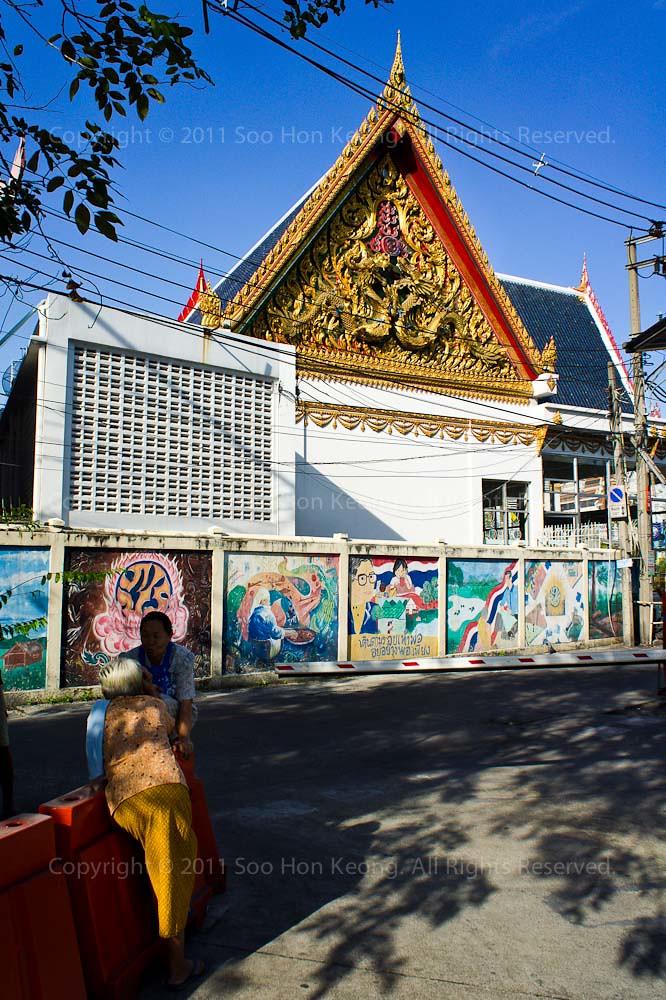 Wat Hua Lamphong @ Bangkok, Thailand