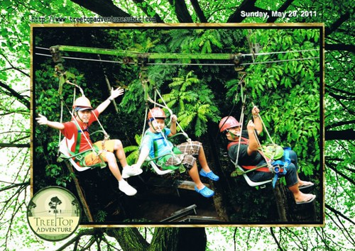 Subic Tree Top Adventure 43