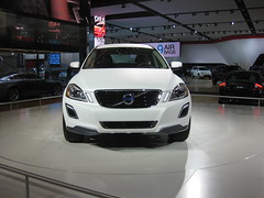 automobile, automotive exterior, exhibition, wheel, vehicle, automotive design, auto show, volvo xc60, bumper, volvo cars, land vehicle, luxury vehicle,