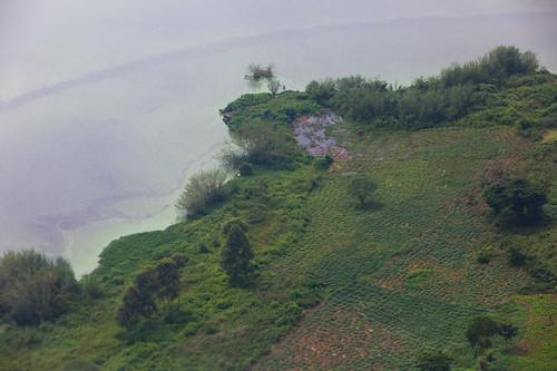 lake view victoria aerial uganda uga entebbe peaceonearthorg