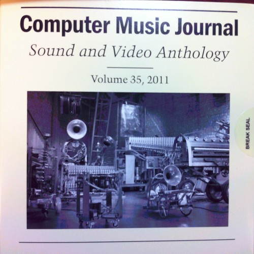 CMJ dvd - front