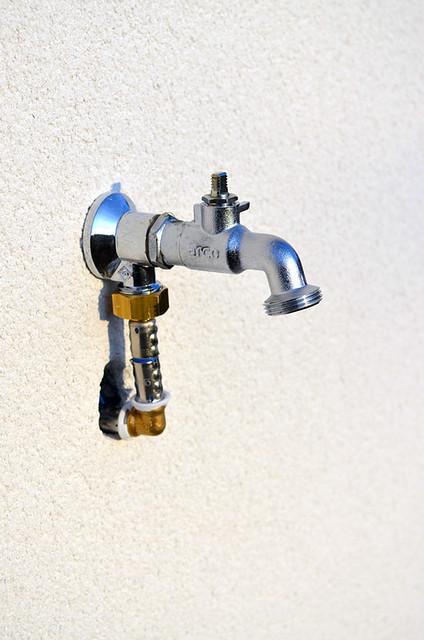 douche avec tuyau apparent - Douche Avec Tuyau Apparent
