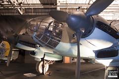 701152 - 701152 - Luftwaffe - Heinkel He.111H-23 - 080203 - RAF Museum Hendon - Steven Gray - IMG_7348