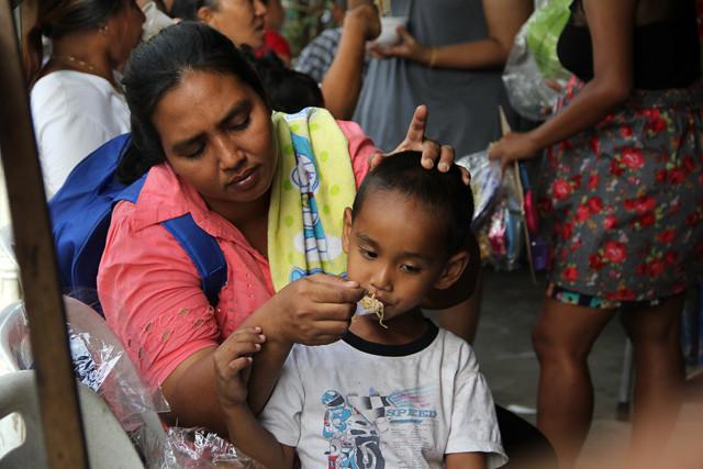 Children's Day in Bangkok, Thailand