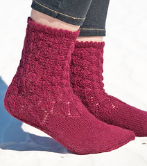 Twist Collective Inglenook socks