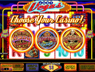 Just Vegas Slots Bonus Game