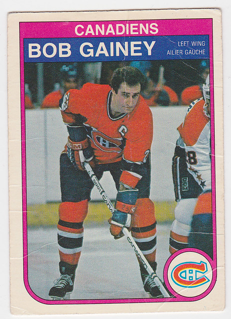 AAA -Caps - Bob Gainey - Front