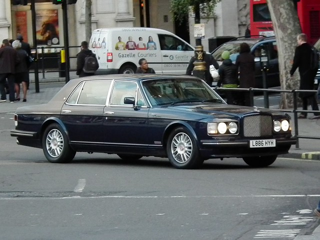 Bentley Turbo R Lwb