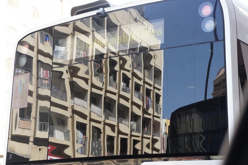 Slum bus