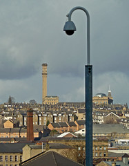 Manningham Mills, from Bradford University by Tim Green aka atoach