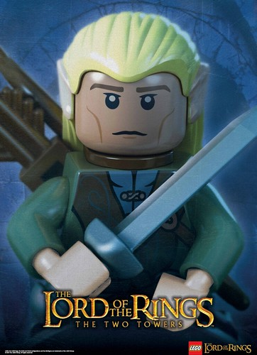 LEGO Lord of the Rings - Legolas