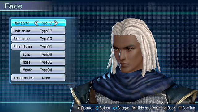 Dynasty Warriors Next Character Customization (8)