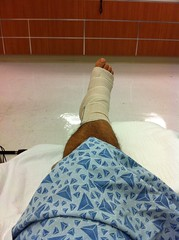 ankle surgery 1