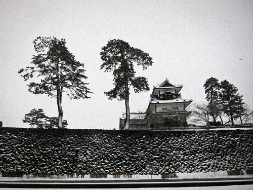 El castillo de Kanazawa class=