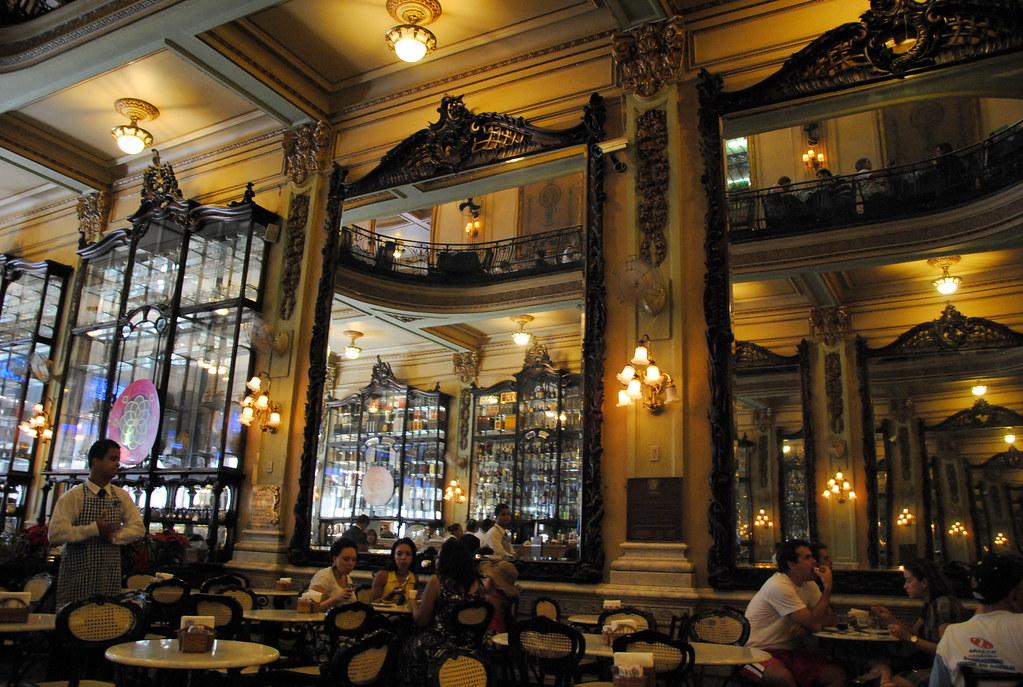 Cafe Colombo, Rio de Janeiro
