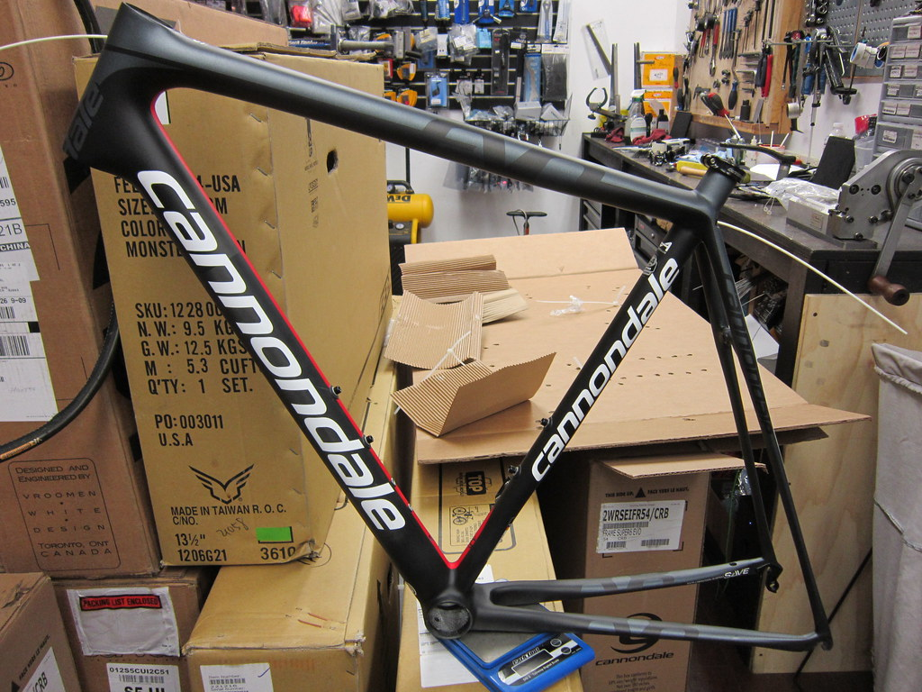 Product Review- 2012 Cannondale SuperSix EVO Phase I | George\'s Epic ...
