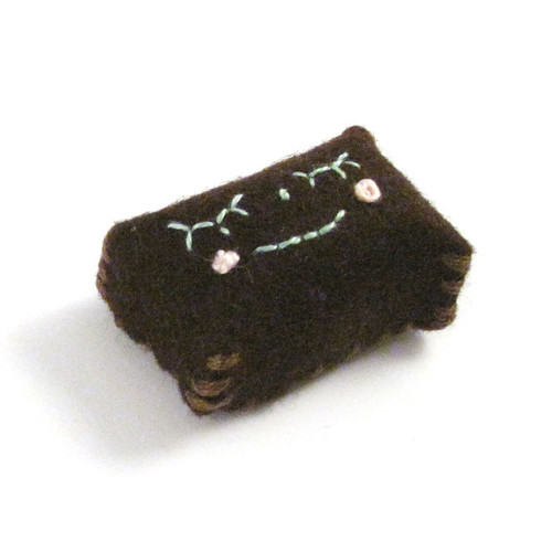 Mini Choco Dark Chocolate Plush 8
