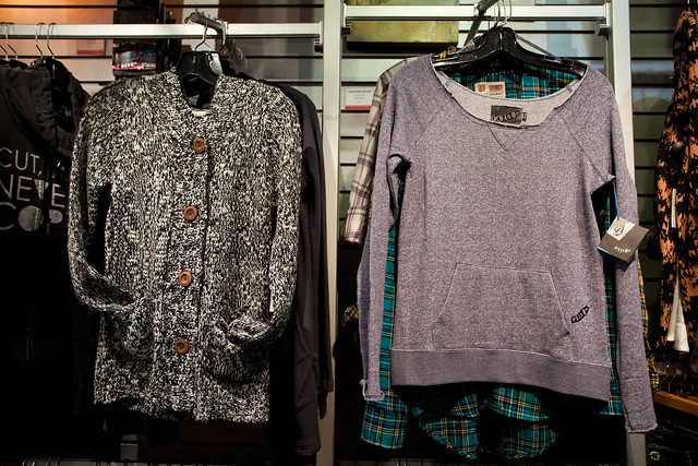 Element and Volcom Fashion