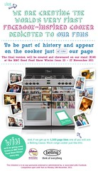 World's First Facebook-Inspired Cooker