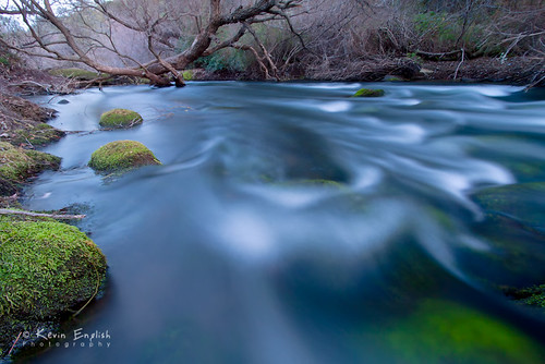 california longexposure blue winter sunset usa green water creek canon river landscape flow moss rocks stream scenic rapids valley winters putah yolo 50d efs1022mmf3545usm kevinenglish ambientfocus