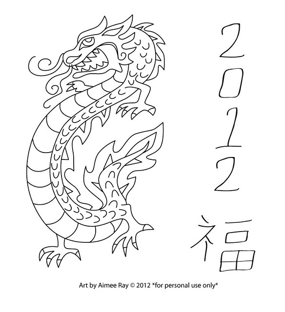 Dragon Hand Embroidery Designs