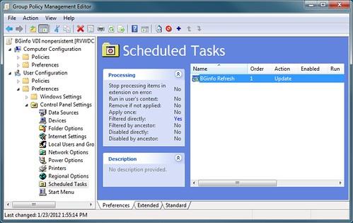 GPME Scheduled Tasks