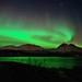 Aurora Borealis over Bentsjordtinden    ( explore # 2 )