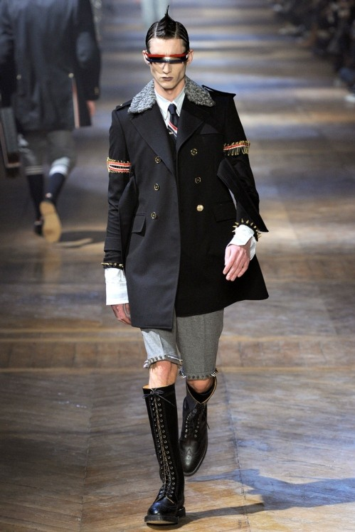 Thom Browne Man Fall-Winter 2012-2013 4