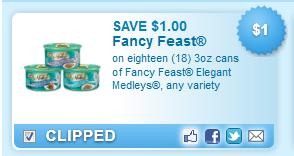 Fancy Feast Elegant Medleys Coupon