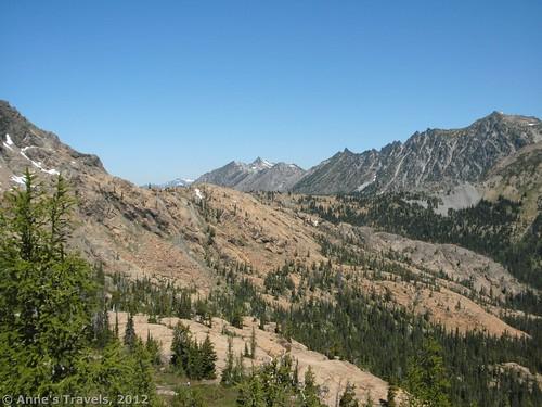 Ingalls Pass, Okanogan-Wenatchee National Forest, Teanaway Area, Washington