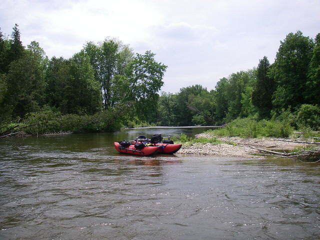 The Saugeen River