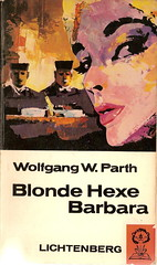 Wolfgang W. Parth: Blonde Hexe Barbara