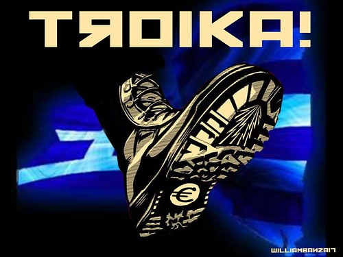 TROIKA! by Colonel Flick