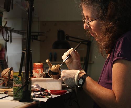 Making of Selkirk - Lala Severi