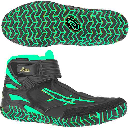 asics 54 wrestling shoes