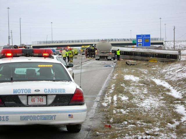 Oshp motor carrier enforcement flickr photo sharing for Ohio motor carrier enforcement