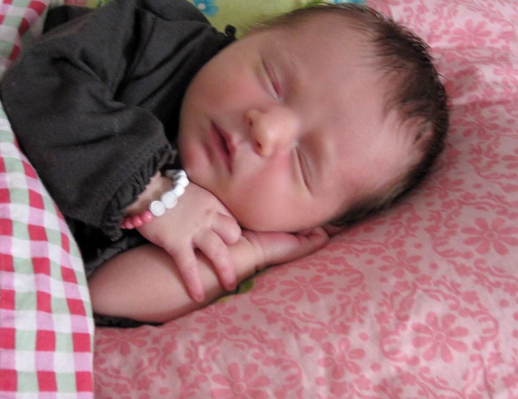 Babymode sollte vor allem praktisch sein :)