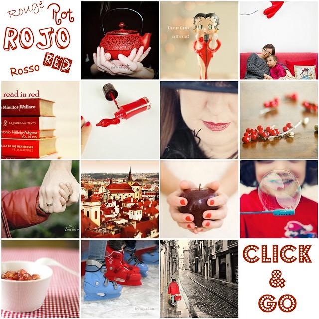 Rojo en Click & Go