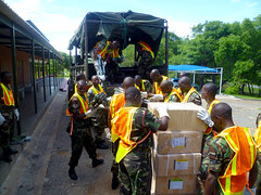 U.S. Army Africa sponsors deployment training for Malawi Defense forces