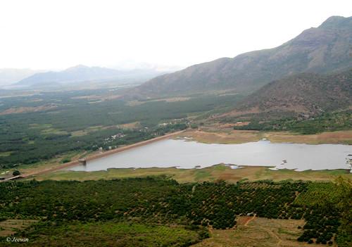 Manjalaru Dam