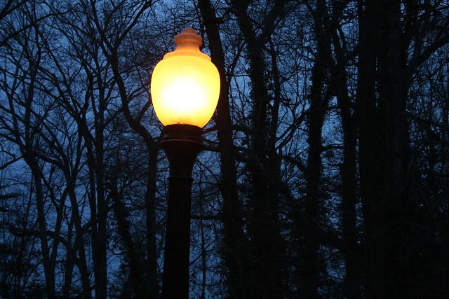 It was a dark, winter night... by snakepliskens