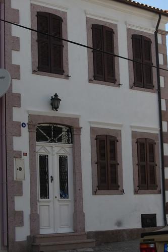 Burhaniye day 2 (Ayvalik): white, traditional house