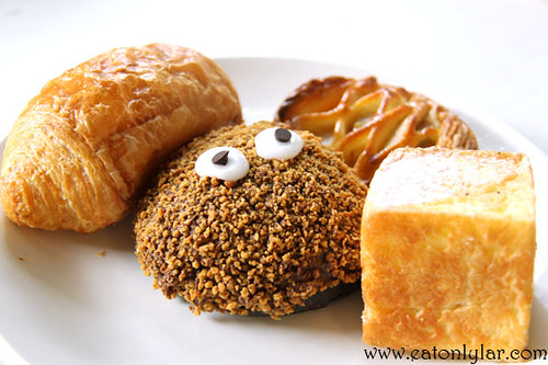 Variety of pastries, Ficelle Boulangerie & Patisserie