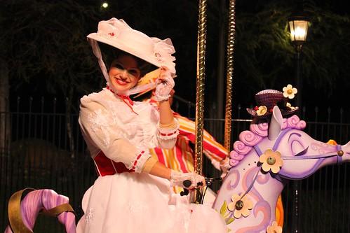 Mary Poppins - Mickey's Soundsational Parade