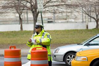 Traffic Violation - Parking