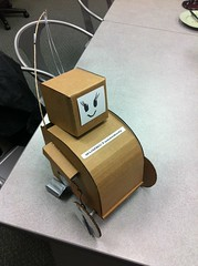 <p>@umbctweenbots created by Karim over winter break</p>