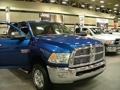 automobile(1.0), automotive exterior(1.0), pickup truck(1.0), wheel(1.0), vehicle(1.0), truck(1.0), ram(1.0), bumper(1.0), land vehicle(1.0), motor vehicle(1.0),
