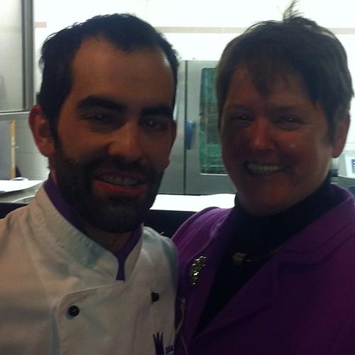 Dine & Wine David Kostner mit Paula Bosch
