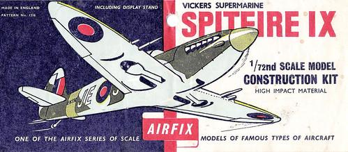 Vickers Supermarine Spitfire IX
