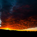 Cloudy with a chance of sunset by Norby